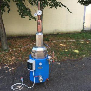PF50DT – Prémium pálinkafőző